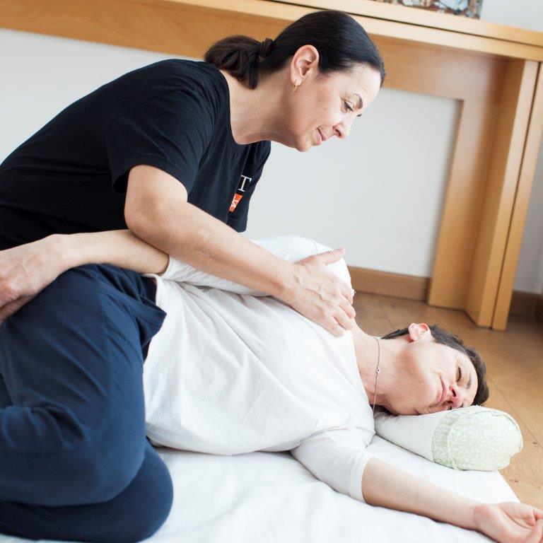 Terapia Shiatsu