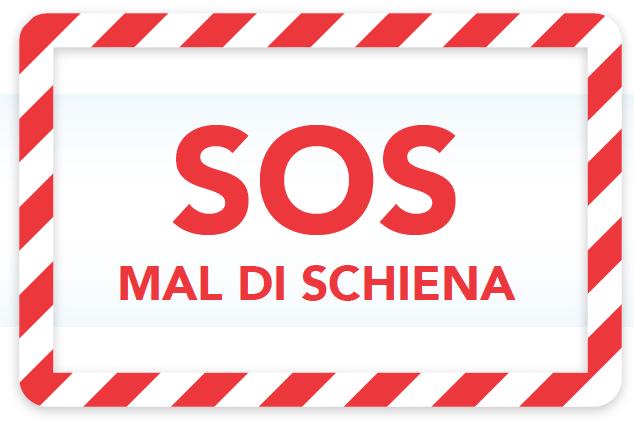 SOS Schiena