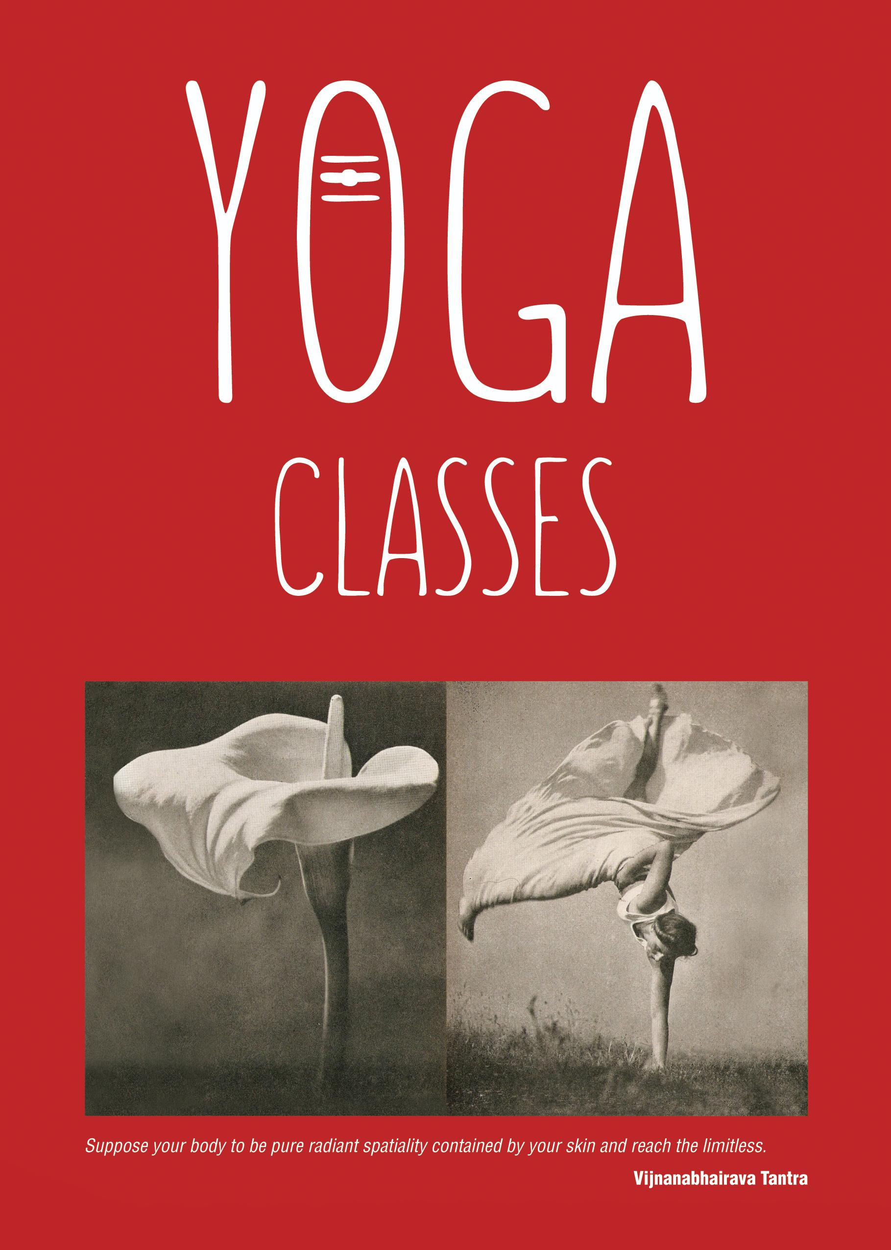 Yoga - A5-nuovo-fronte B