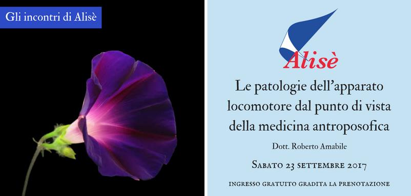 Medicina antroposofica e apparato locomotore