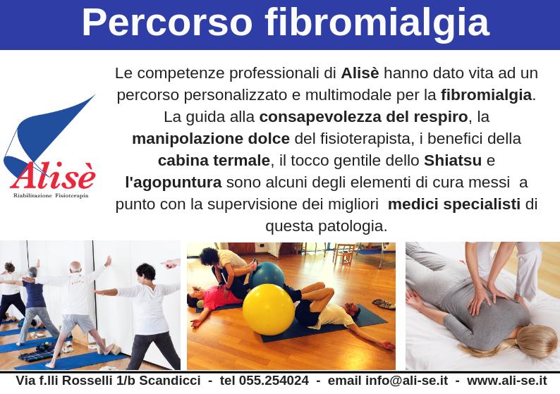 Fibromialgia. La squadra di Alisé propone un'approccio all'avanguardia